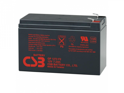 ups battery csb gp1272 f2 12v 7-2ah