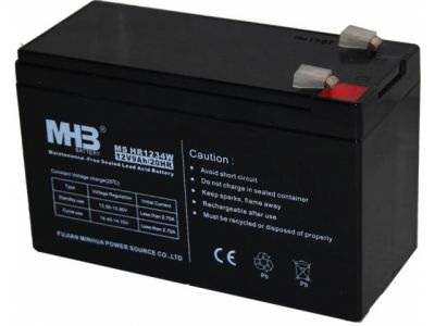 ups battery gp hr1234w 12v 9ah