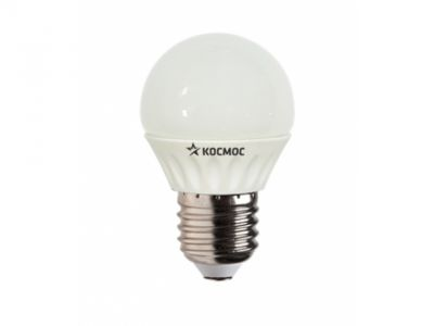 light lamp led kocmoc 5w e2730 glob