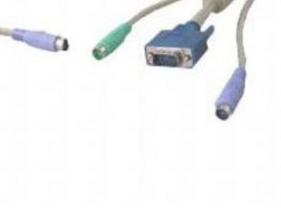 cable kvm gembird cc-kvm-10 3m