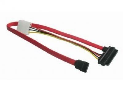 cable serial ata data+power cc-sata-c1