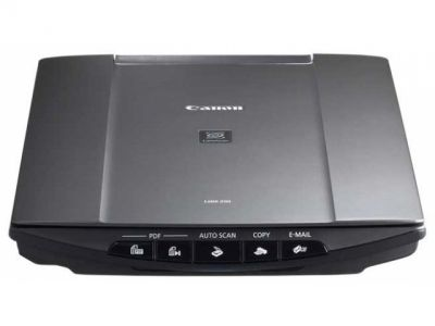 scan canon lide-210