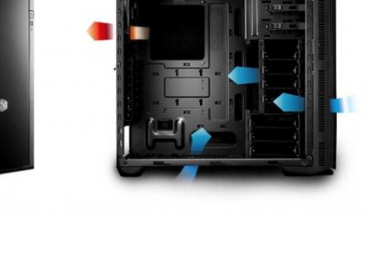 case coolermaster sil-652-kkn1 silencio 652 bez bloka
