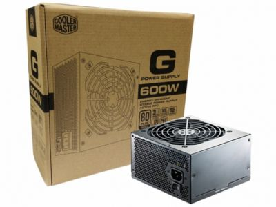 ps coolermaster g600 rs600-acaab1-eu 600w