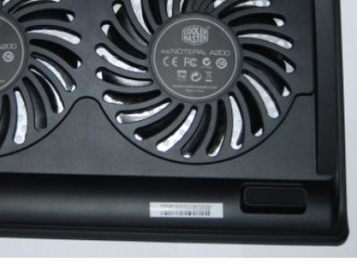 nbacs cooler coolermaster r9-nbc-a2hk-gp black