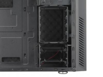 case coolermaster rc-550l-kkn1 silencio 550 leather-carbon-black bez bloka