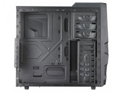 case coolermaster rc-k380-kwa600 k380 600w black
