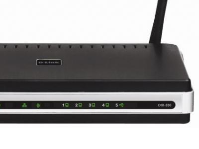 lan router d-link dir-330