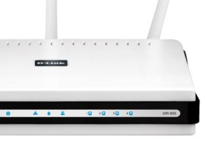lan router d-link dir-655