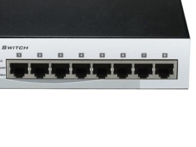 lan hub d-link des-1210-08p