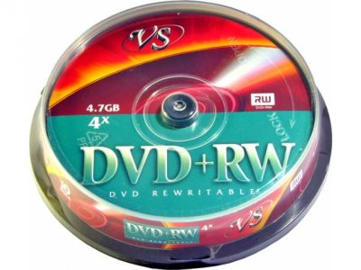 media dvd+rw vs 4x cake10