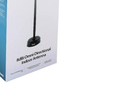 lan antenna d-link ant24-0802c
