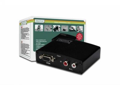 adapter converter hdmi-vga digitus ds-40310