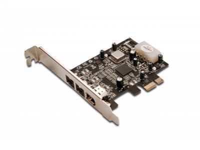 adapter digitus ds-30203-1 pci-e  ieee1394