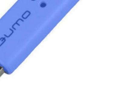 usbdisk qumo domino 8g blue