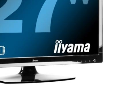montft iiyama prolite e2773hds-b1 black