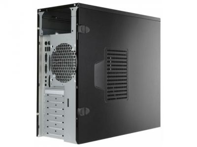 case inwin ear019 450w hq7 black-silver