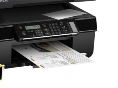 prn epson stylus office bx305f
