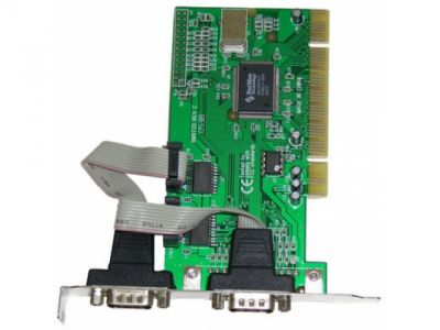 adapter espada pci 2serial nm9835l