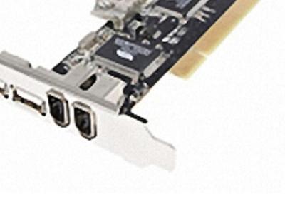 adapter stlab f116 pci ieee1394+usb