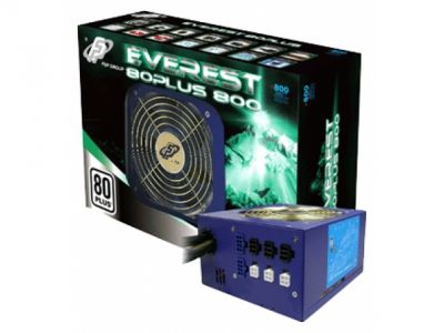 ps fsp everest 800w 80plus