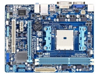 mb gigabyte ga-a75m-ds2 oem