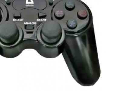 ms gamepad nakatomi gp-f10 fighter usb used