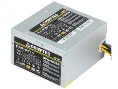 ps chieftec iarena gpa-400s8 400w oem