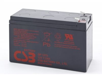 ups battery kiper gp-1272 12v 7-2ah