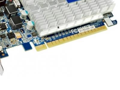 vga gigabyte pci-e gv-n210sl-1gi 1024ddr3 64bit oem