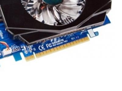 vga gigabyte pci-e gv-n430-1gi 1024ddr3 128bit oem