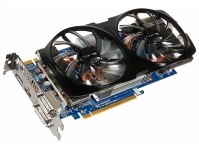 vga gigabyte pci-e gv-n66toc-2gd 2048ddr5 192bit box
