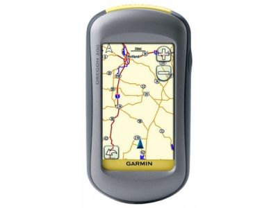 handpc garmin gps oregon 200 used
