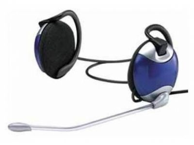 headphone gembird mhs-201+microphone