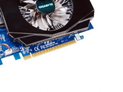 vga gigabyte pci-e gv-n430-1gl 1024ddr3 128bit box