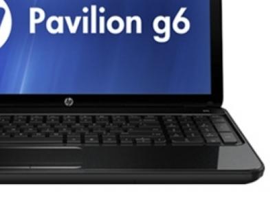 nb hp pavilion g6-2335s d6x44ea e2-1800 4g 500 dvdrw