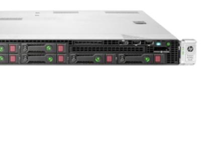 server hp proliant dl360e gen8 668813-421 e5-2403