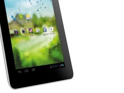discount tablet huawei mediapad s7-931u silver likenew