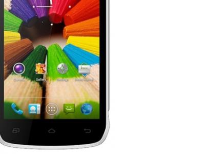 discount smartphone highscreen boost white likenew
