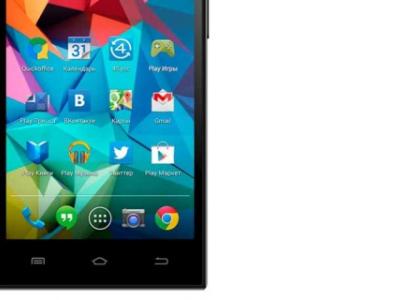 smartphone highscreen zera-s