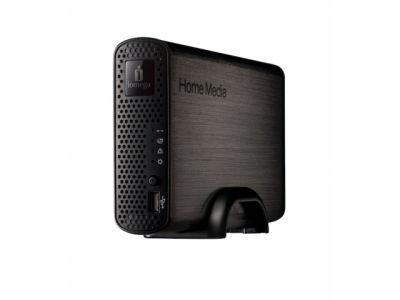 lan storage iomega home media 2tb