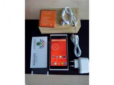 discount smartphone ulefone u5 white used