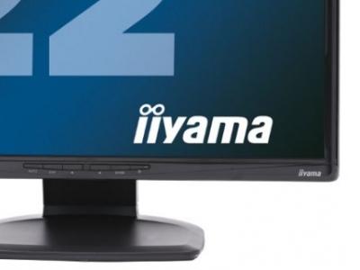 montft iiyama prolite e2208hdd-b1 black