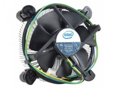 cooler intel original s-775 aluminium