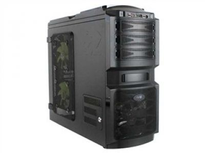 case inwin buc666 600w aq3 black