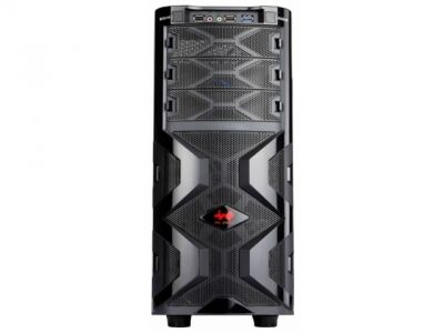 case inwin mg136 600w aq3 black-red