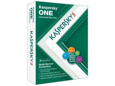 soft kaspersky one 5device 1year base box