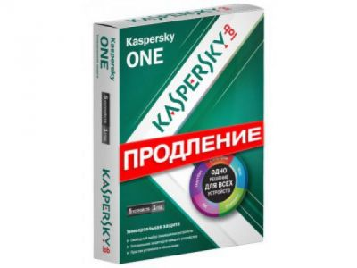 soft kaspersky one 5device 1year renewal box
