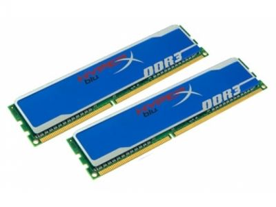 ram ddr3 4g 1600 kingston khx1600c9ad3b1k2/4g kit2