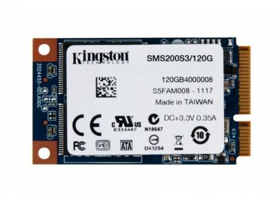 ssd kingston 120 sms200s3-120g msata